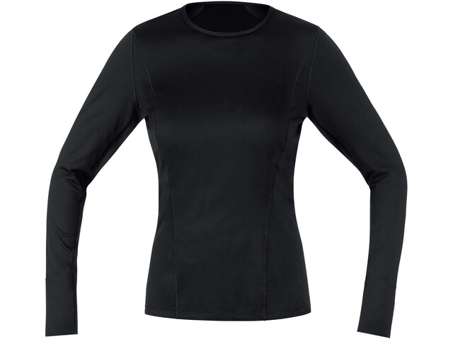 GORE WEAR M Baselayer Thermo Long Sleeve Shirt Women black